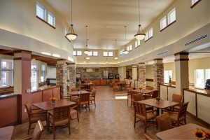 CCHO dining room